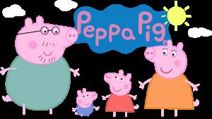 Familia de Peppa Pig
